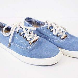 Chambray Margaritaville Sneakers